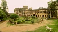 The palace of Talaf Mahmudabad