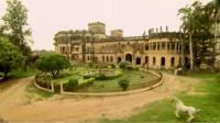 The palace of Talaf Mahmudabad