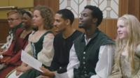 Students in Compton attend after-school programme that teaches Shakespeare