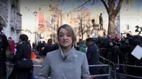 The BBC's Laura Kuenssberg