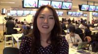 BBC Korean Editor Su-Min Hwang