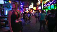 Bangkok's red light district