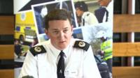 Asst Chief Constable Steve Barry, Sussex Police