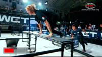 Born out of parkour, chase tag is a fast growing sport
