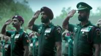 A scene from Uri: The Surgical Strike