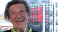 Iva Barr, 2016 London Marathon's oldest runner