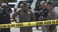 Orlando crime scene