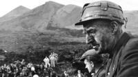 A miner in Aberfan