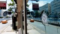 ABD Büyükelçiliğine silahlı saldırı