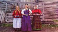 Russian Peasant Women