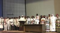 Abbootiin Gadaa wayita paartilee Oromoo mariisisan