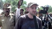 Anti-piracy workers jailed in India