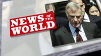 Max Mosley in graphic