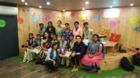 100 Women Delhi team