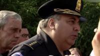 Capitol police chief Matthew Verderosa
