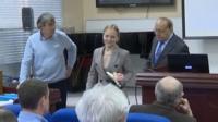 Предполагаемая дочь Путина стала кандидатом физико-математических наук