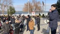 """На митинге в Махачкале было объявлено о создании движения """"Наблюдатели Дагестана"""""""
