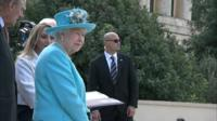 The Queen in Malta