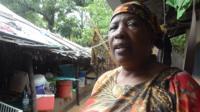 Tina Machude, Pemba resident