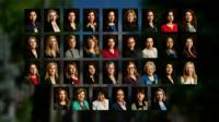 Nevada's women legislators