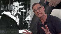 Aaron Heslehurst and Wallace Carothers