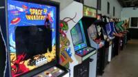 A games arcade