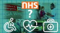 NHS graphic composite