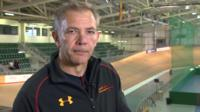 Brian Davies, Sport Wales' elite performance director