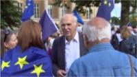 Lib Dem leader Sir Vince Cable MP