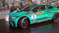 Jaguar XJ electric version