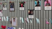 Photos of Russian health workers who have died of coronavirus