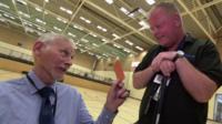 Gerry Kinsella and Dave Kelly
