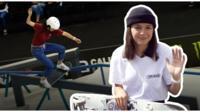 Ксения Маричева на соревнованиях в Лондоне