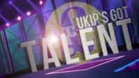 UKIP's Got Talent logo