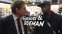 Simon Jack and Sideman