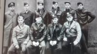 Airmen from 379th bomb group