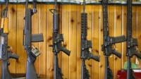 Semi-automatic AR-15s on sale in Orem, Utah
