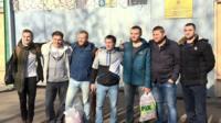 Из московских спецприемников вышли на свободу задержанные после антикоррупционной акции