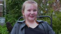 Freya says people often don't realise how much young carers do.