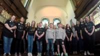 Survivors of the Manchester Arena bombing have formed a choir