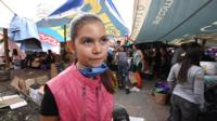 Volunteer Sophia