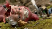 Decapitated gnome