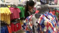 Children's clothes shop