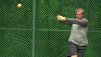 Russian hammer thrower Sergey Litvinov