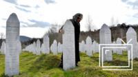 Кладбище в Сараево