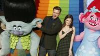 Justin Timberlake, Anna Kendrick and the trolls