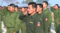 Shan State North rebels