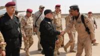 Iraqi PM Haider al-Abadi