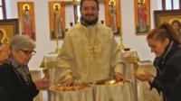 Греческая православная церковь в Салониках.