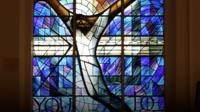 The Welsh window of Alabama depicts Christ as an African American